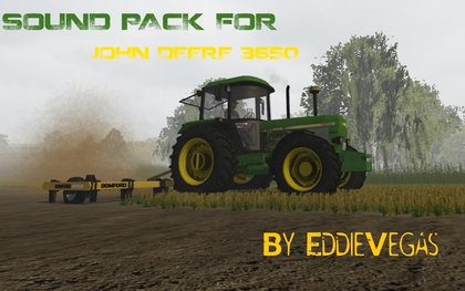 John Deere 3650 sounds