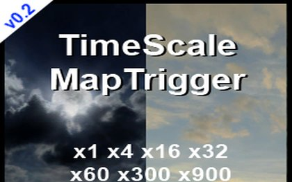 Time Scale Map Trigger