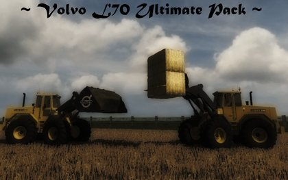 Volvo L70 pack