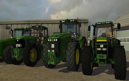 John Deere Pack by Vic99
