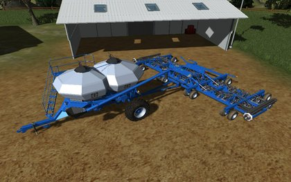 NH air seeder Pack