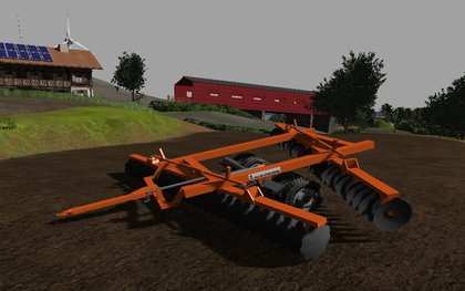 Allis Chalmer Disk Harrow Normal