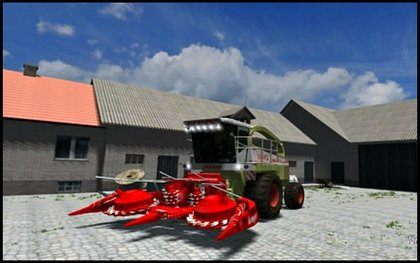 Claas Jaguar 685 pack