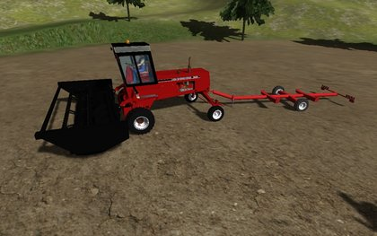 IH Swather Pack