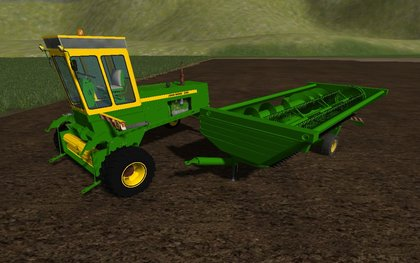 John Deere Swather pack