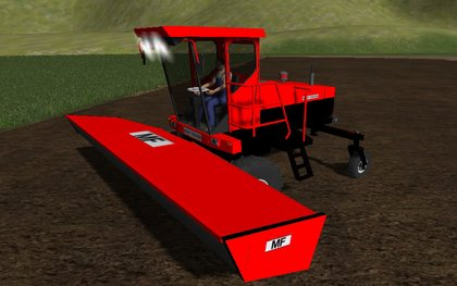 MF Swather pack