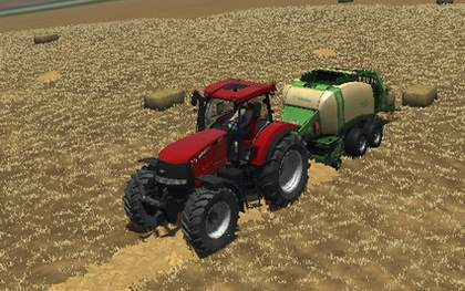 Case IH Puma CVX 225 Farmer Friends