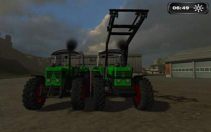 Deutz 10006 FH v2 pack
