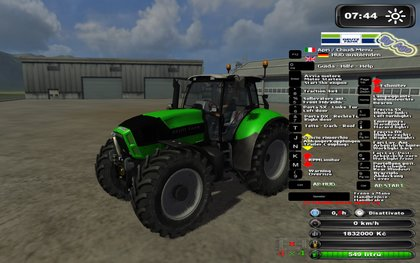 Deutz Fahr ago m3 pack
