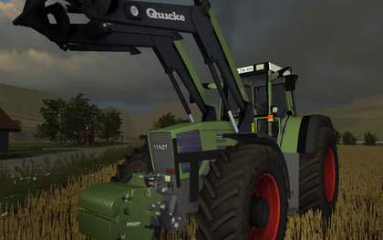Fendt 824 FL V-2.1 Fixed