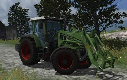 Fendt 380 GTA Turbo V2