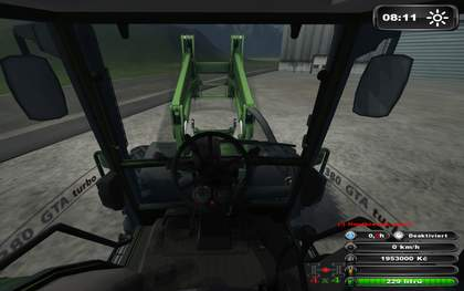 Fendt 380 GTA Turboz