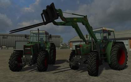 Fendt 614 FavoritLSA v1