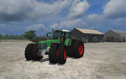 Fendt Favorit 820