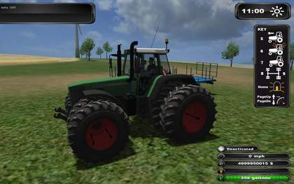 Fendt 824 LS Ring