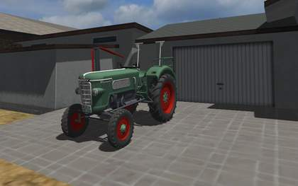 Fendt FarmerII