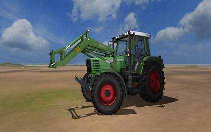 Fendt Farmer 312 FL