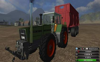 Fendt Favorit 622 LSReissue