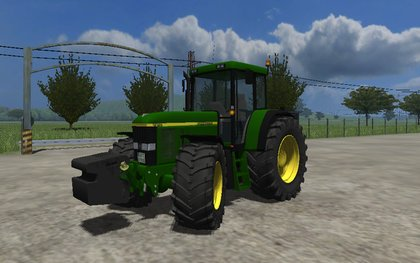 JD 7810 FAT BOY pack