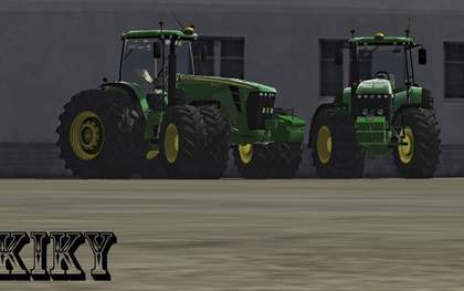 JD 8345 RCR Oedition