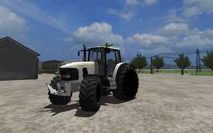 John Deere White Edition 1500