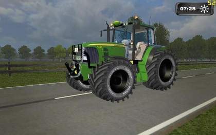 John Deere Design By Nikitas