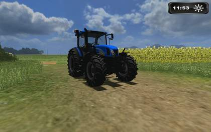 New Holland T6030 DeltaFL