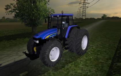 New Holland TM 190 Duplado