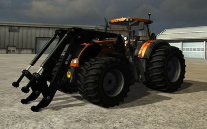 Valtra loader pack