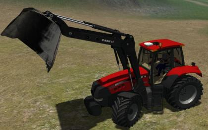 Case IH 335 FL pack