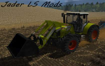 Claas Arion 640 frontlader