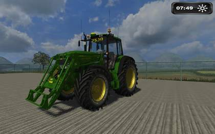 JD 7530 fledit