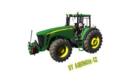 JD 8530 edit by Agronom CZ