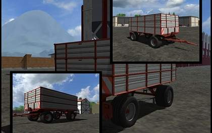 Krone Emsland Kipper by FENDT 820 GCG Modding